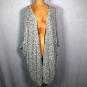 Community Aritzia Ionic Cape Oversized Cardigan